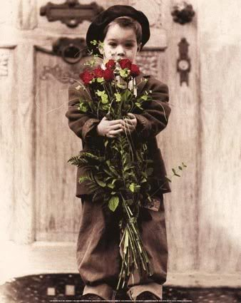 little-boy-with-flowers